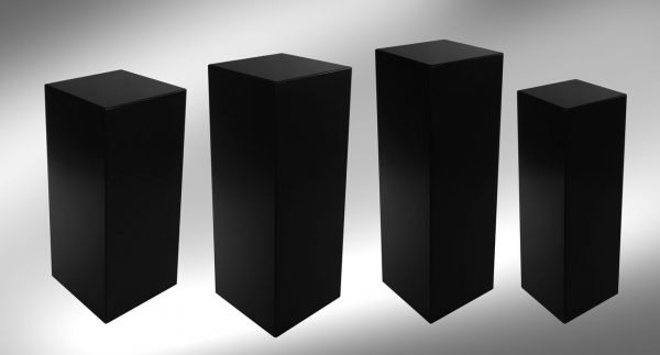 Black Pedestal Group