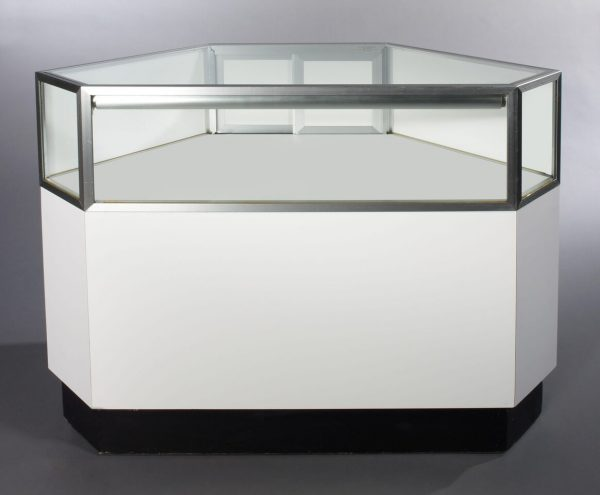 Standard White Quarter Vision Corner Case