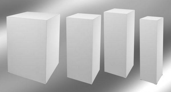 White Pedestal Group