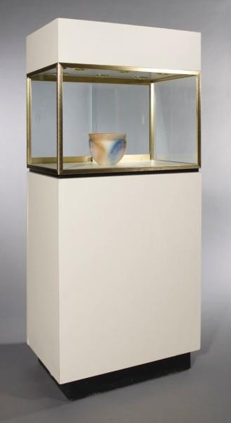 Museum Pedestal Beige
