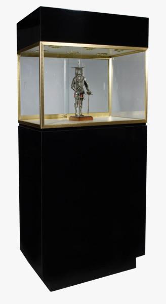 Museum Pedestal Black